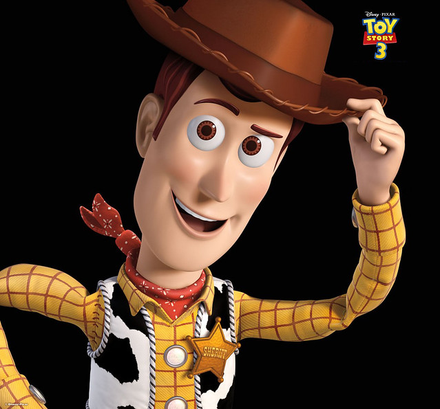 Woody <3 - Toy Story 3 | Flickr - Photo Sharing!
