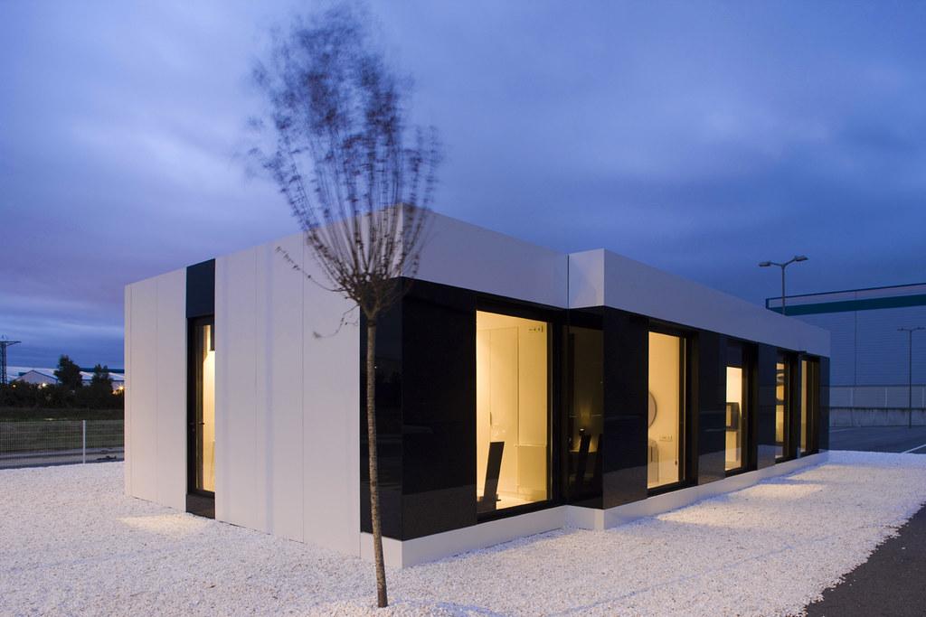 Acero joaquin torres awesome weave house with acero - Rafael llamazares arquitecto ...