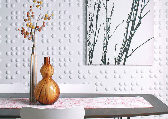 ... Braille Wall Flat Installation | By Inhabit Living