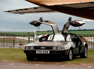 Delorean DMC12 | by pyntofmyld