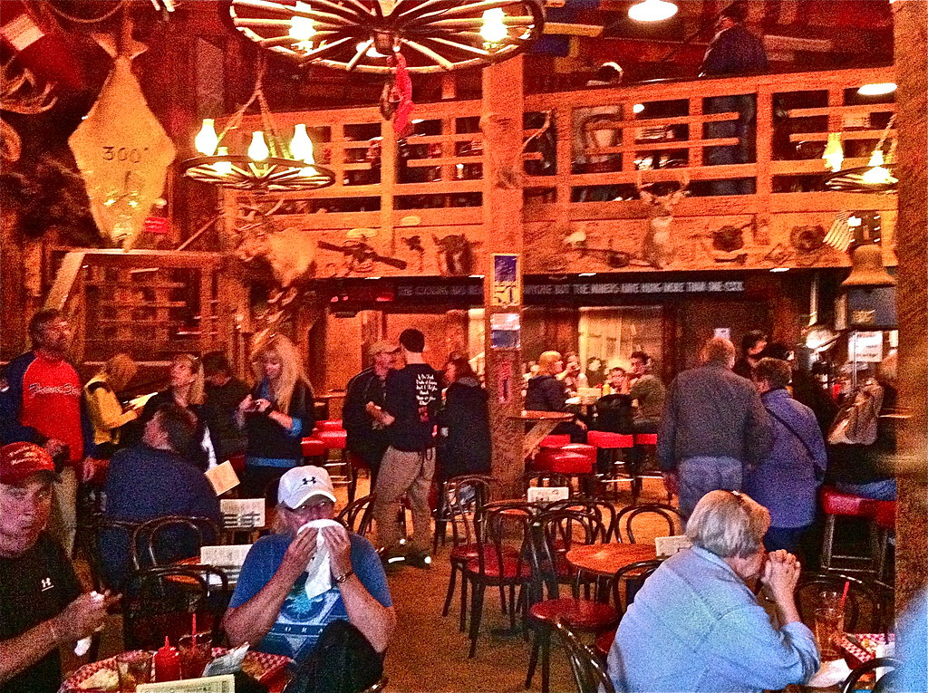 Red Dog Saloon Alaska