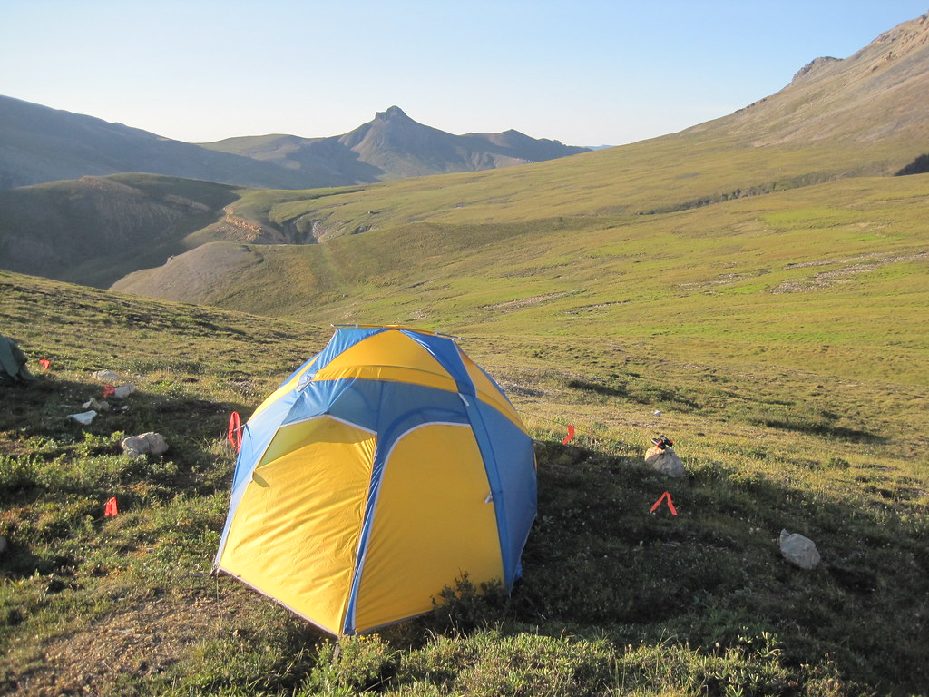 ... Sierra Designs Mountain Meteor tent at Base C& | by Alasdair Veitch : sierra designs stretch dome tent - memphite.com