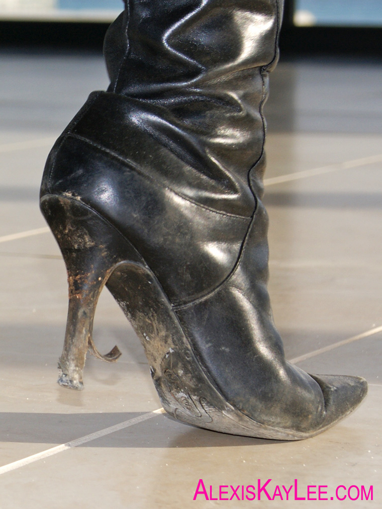 Well Worn Heels Alexis Kay Lee Has Been Wearing These