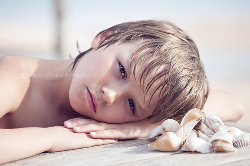 Beach boy | by Elena (Litsova) Sigtryggsson