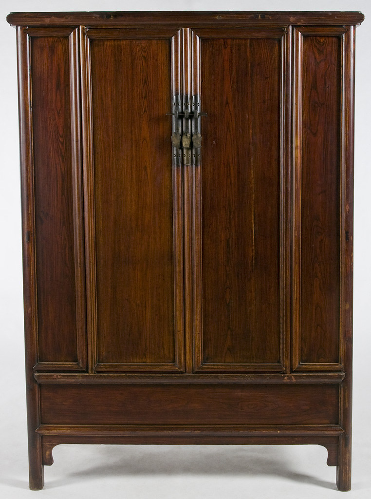 Sc1007y Antique Asian Wardrobe Cabinet Antique Chinese