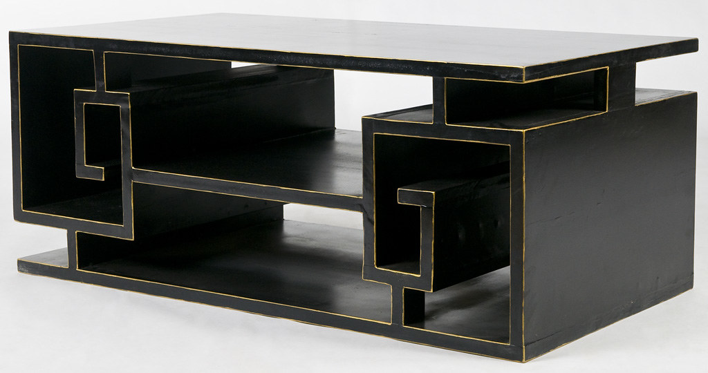 Xs1015y Asian Coffee Table By Silk Road Collection