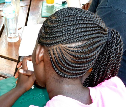 Wedding Hairstyles In Uganda: A GIRL AND HER SWIRLS In KAMPALA, UGANDA