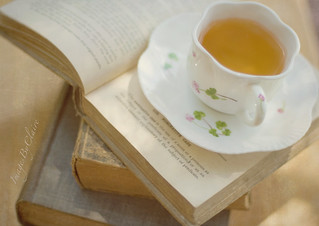 """Each cup of tea represents an imaginary voyage. "" 