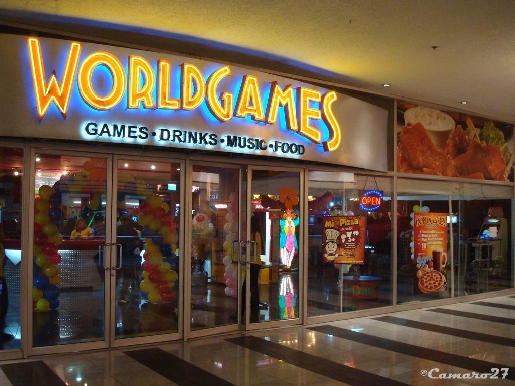 Resultado de imagen para world games multiplaza