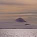 Shimmering peaks