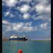 Red buoy (and a nice sky, of course...:) - Boa rossa (e un bel cielo, naturalmente...:)