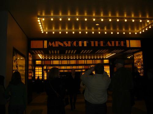 <b>ミンスコフ劇場</b>入り口 | Flickr - Photo Sharing!