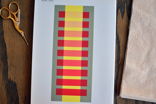 Josef Albers Colour Bars | by the workroom