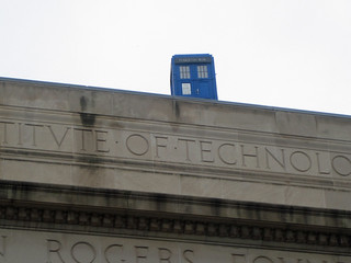 The TARDIS at MIT | by bbcamericangirl