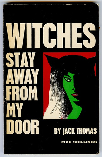 witches stay away from my door | by unexpectedtales