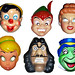 Disney Type Weird Masks 0131