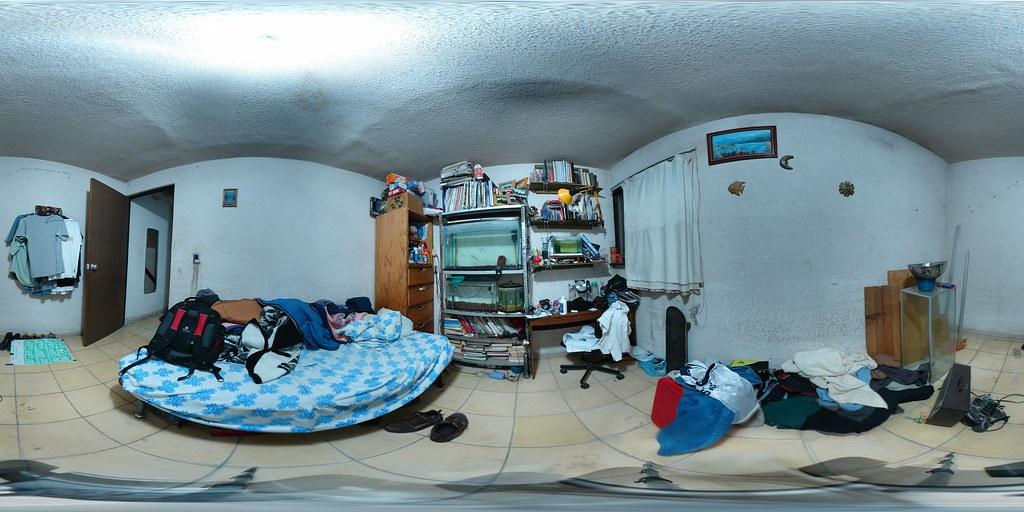 Mi cuarto desordenado imagen creada en 2006 primer for Cuarto desordenado