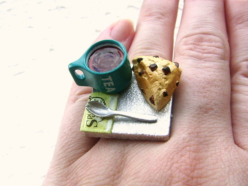 Handmade Ring By Me | by FromJapanWithLove Japanese Kawaii Stationery