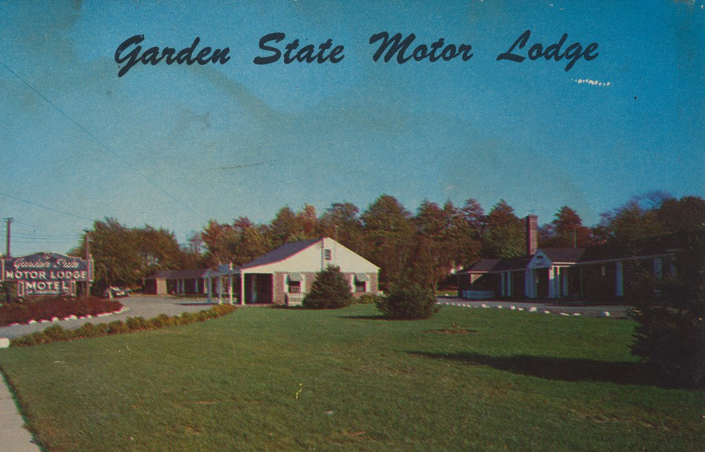 Garden state motor lodge union new jersey route 22 12 for Smith motor company nj