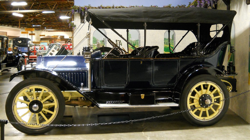 1912 Buick 43 Special Touring 1 | Photographed at the ...
