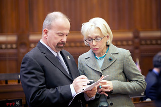 CT Budget Speech 2011 | by WNPR - Connecticut Public Radio