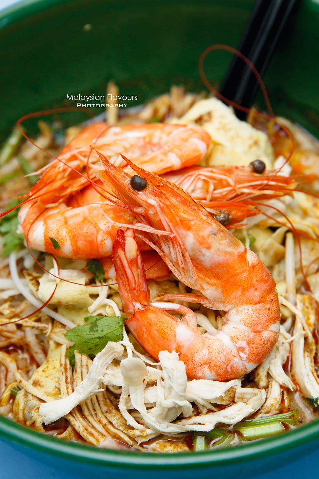 Aunty Christina's Sarawak Laksa Seapark
