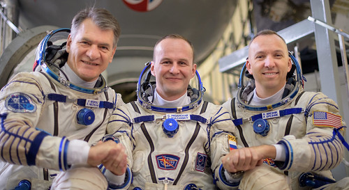 Expedition 52 Qualification Exams | by NASA Johnson