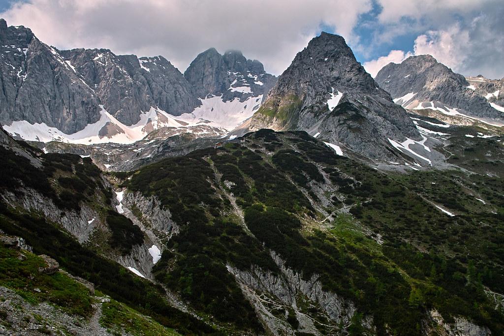 Klettersteig Tajakante : Tajakante klettersteig oliver gobin flickr