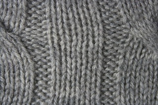 Cashmere Cable Knit Detail | by stolte-sawa