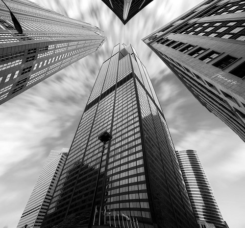 Sears (Willis) Tower, Chicago, USA: Tourist Attraction #1 | by Tomasito.!