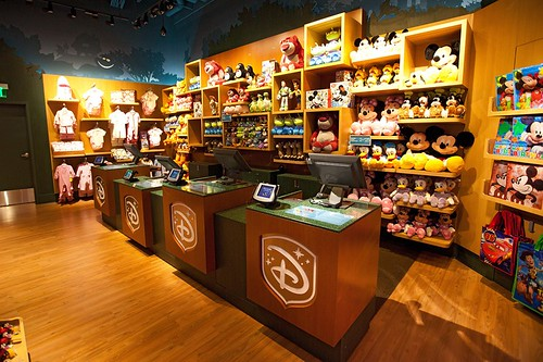Disney Store in Montebello, California | by insidethemagic