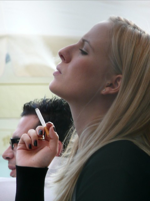 blonde beauty exhale flickr photo sharing