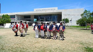 Constitution Center & Reenactors | by TaniaGail