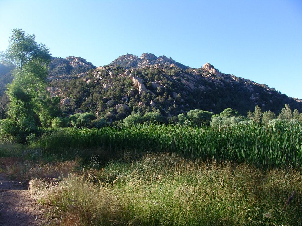 Granite Basin Recreation Area Prescott Az 2010 Photo Flickr
