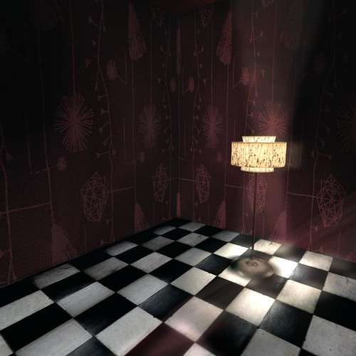 light on a checkerboard floor | by ▓▒░ TORLEY ░▒▓