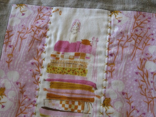 Hand quilting - Princess Strips | by StitchedInColor