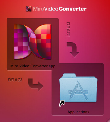 how to use miro video converter