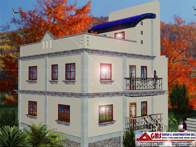 Ready made house plans for sale misamis a timeless for Desi home designs