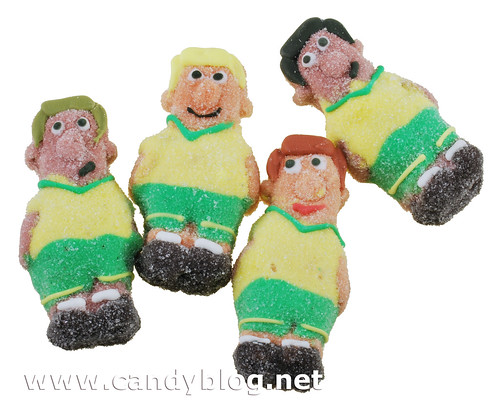 Sweet Cred South Africa Marshmallow Footballers | by cybele-