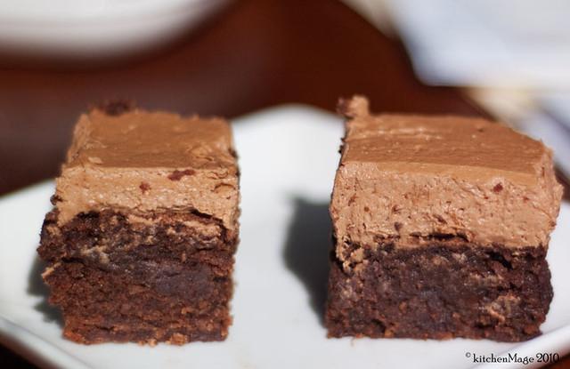 Pioneer Woman's Mocha Brownies | Flickr - Photo Sharing!