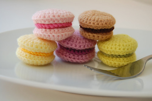 amigurumi french macaron collection official pictures of ...