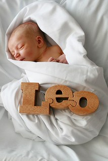 Newborn baby Leo and his Nuzzle | by nuzzlesbyjohn