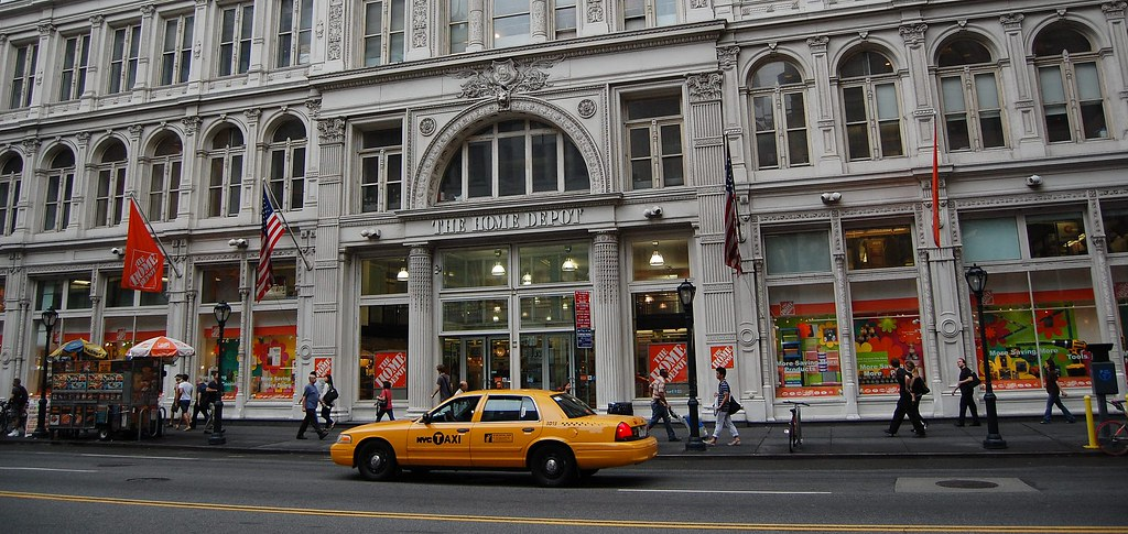Stern brothers stern brothers was new york 39 s largest for Home good stores nyc