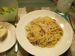 Spaghetti Carbonara | by Blue Lotus