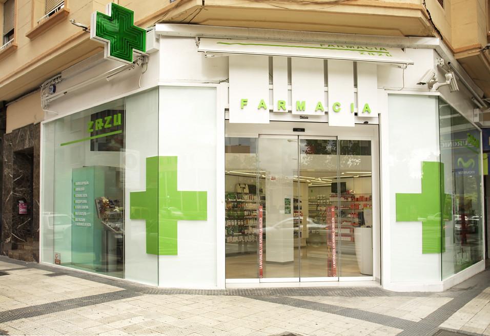 009 Farmacia Zazu Dise O De Farmacias