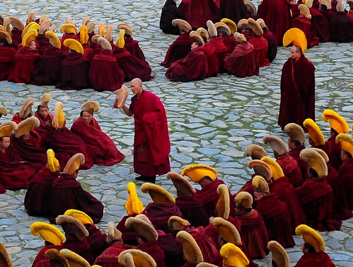 The colleges,Labrang Tashikyil Gonpa བླ་བྲང་བཀྲ་ཤིས་འཁྱིལ་,Tibet | by reurinkjan