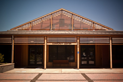 Yountville Community Center | by naz hamid
