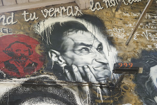 Antonin Artaud painted portrait _DDC9194 | by Abode of Chaos