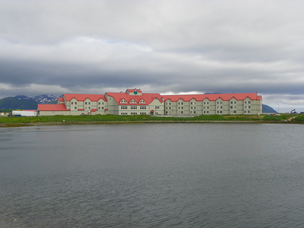 Grand aleutian hotel in dutch harbor -  Grand Aleutian Hotel By J Stephen Conn