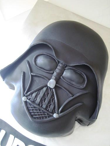 Darth Vader Birthday Cake Darth Vader Birthday Cake